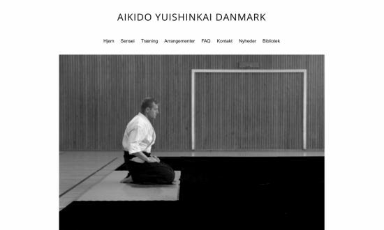 Aikido Yuishinkai Denmark