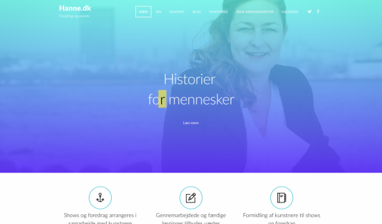 Hanne.dk